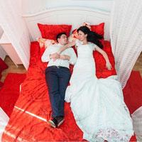Секс в брачную ночь